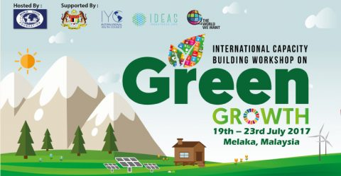 International Capacity Building Workshop on Green Growth 2017 in Malaysia
