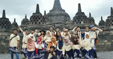 International Pharmacy Summer School 2017 in Indonesia