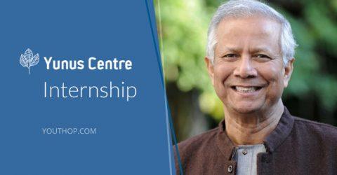 Internship Opportunity at Yunus Centre in Dhaka