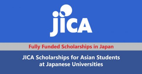 JICA Scholarships for Asian Students at Japanese Universities