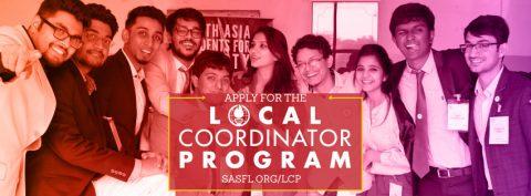 Local Coordinator Program 2017-18