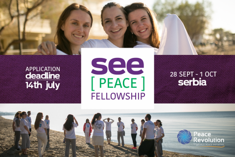SEE Peace Fellowship 2017 in Serbia