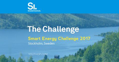 Smart Energy Challenge 2017 in Stockholm, Sweden
