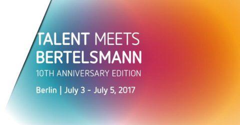 Talent Meets Bertelsmann 2017 in Berlin, Germany