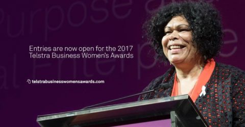 Telstra Business Woman in Asia Award 2017