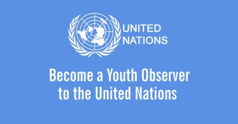 Apply to be the 2017-2018 U.S. Youth Observer to the United Nations