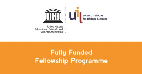 UNESCO Institute of Lifelong Learning CONFINTEA Fellowship Programme 2017