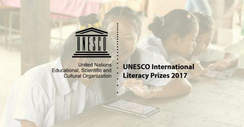 UNESCO International Literacy Prizes 2017