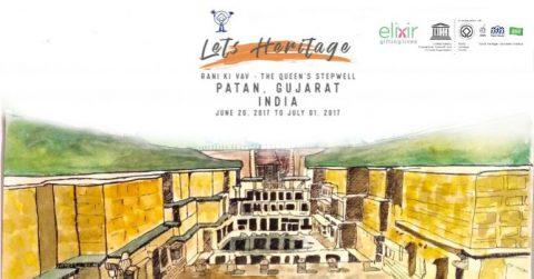 UNESCO's WHV 2017 – Let's Heritage in India