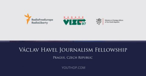 Václav Havel Journalism Fellowship in Prague, Czech Republic