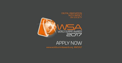 World Summit Awards (WSA) 2017 in Vienna, Austria