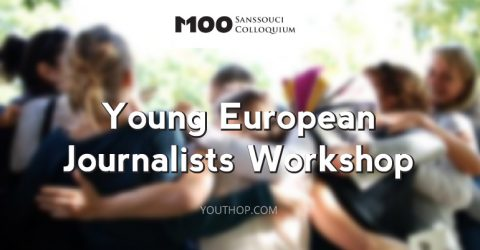 Young European Journalists Workshop 2017 in Berlin, Germany