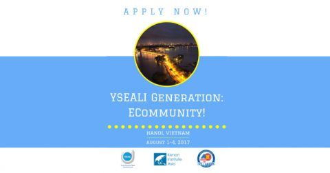 YSEALI Workshop on Economic Engagement 2017 in Hanoi, Vietnam