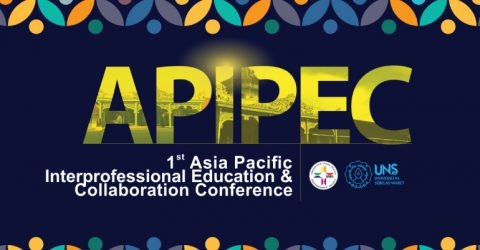 Asia Pacific Interprofessional Education and Collaboration Conference in Indonesia