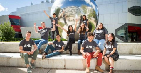 Australian National University Excellence Scholarship Program 2018