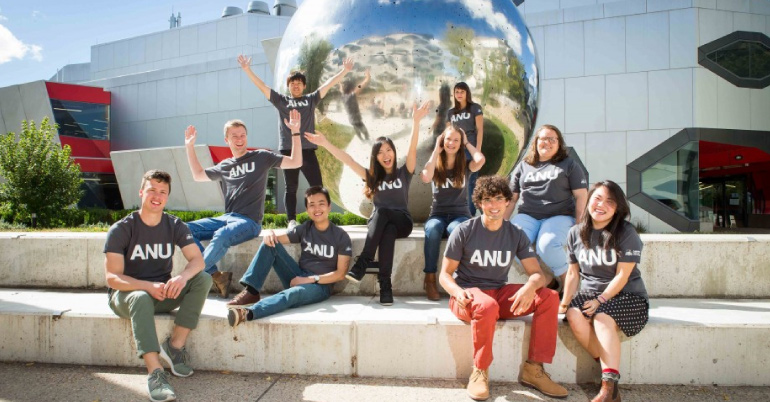 Australia National University International Undergraduate Scholarship