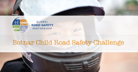 Botnar Child Road Safety Challenge 2017