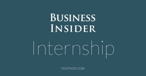 Business Insider Paid Internship  in New York, USA