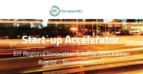 Climate-KIC Start-Up Accelerator 2017