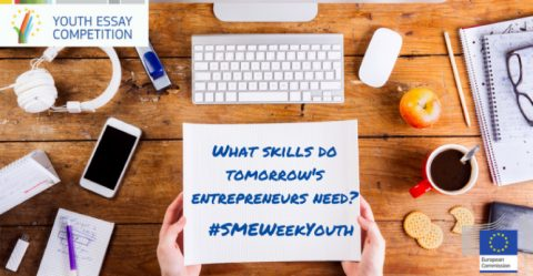 European SME Week Youth Essay Competition 2017 – Win a trip to Slovakia