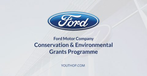 Ford Motor Conservation and Environmental Grants Programme