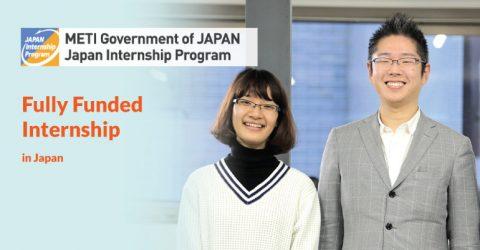 Government of Japan Internship Program 2017 in Japan