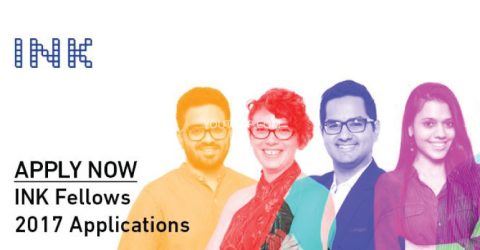 2017 INK Fellows Program for Innovators & Changemakers