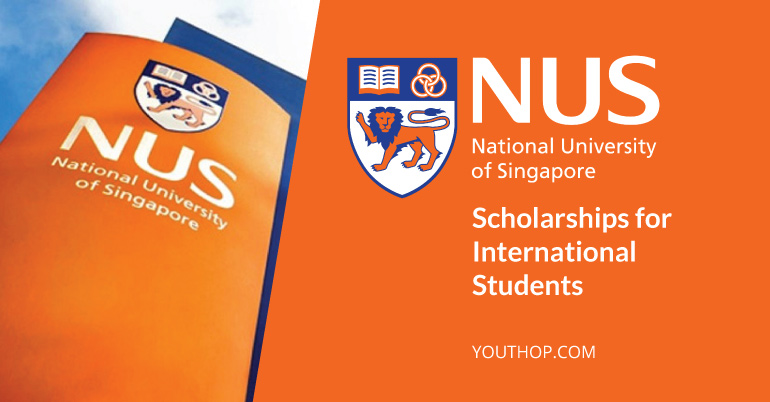National University Of Singapore Scholarships 2017 - Youth