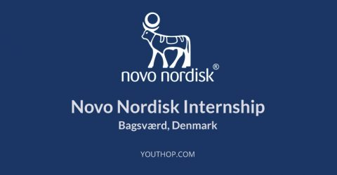 Novo Nordisk Internship 2017 in Bagsværd, Denmark