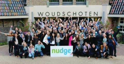 Nudge Global Impact Challenge 2017 in Netherlands
