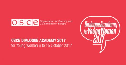 OSCE Dialogue Academy 2017 in Austria