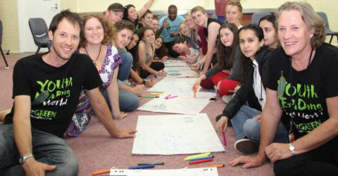 OzGREEN Youth Leading the World (YLTW) Training Program 2017 in Cambodia