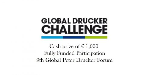Fully Funded: Peter Drucker Challenge 2017