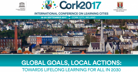 UNESCO International Conference on Learning Cities 2017 in Ireland