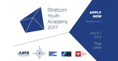 StratCom Youth Academy 2017 in Riga, Latvia
