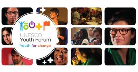 The 10th UNESCO Youth Forum 2017 at UNESCO Headquarters in Paris