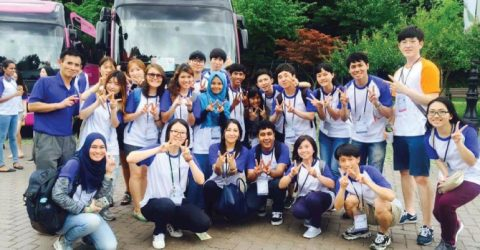 The 6th Asia Pacific Youth Parliament for Water 2017 in Korea
