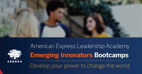 The American Express Leadership Academy Emerging Innovators Bootcamps 2017