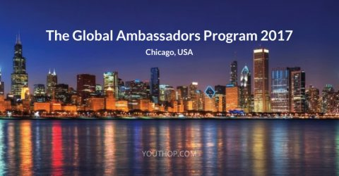 The Global Ambassadors Program 2017 in Chicago, USA