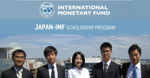 The Japan-IMF Scholarship Program 2018