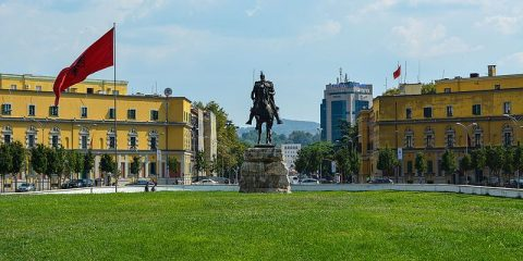 IAPSS Summer School 2017 in Tirana, Albania