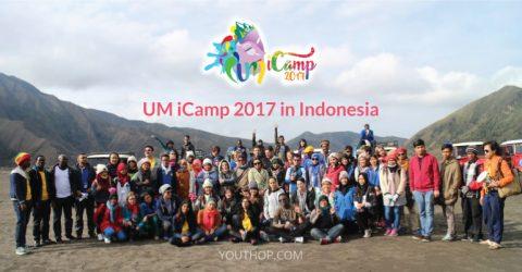 UM iCamp 2017 in Indonesia
