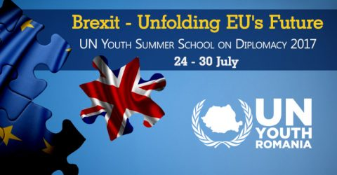 UN Youth Summer School on Diplomacy 2017 in Bucharest, Romania