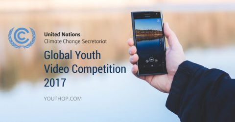 UNFCCC's Global Youth Video Competition 2017 in Bonn, Germany