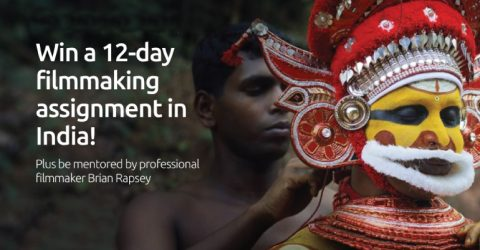 World Nomad Travel Film Scholarship Program 2017 in India