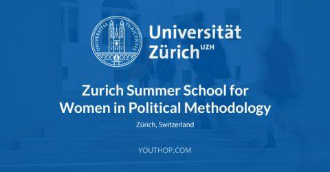 Zurich Summer School for Women in Political Methodology in Zürich, Switzerland