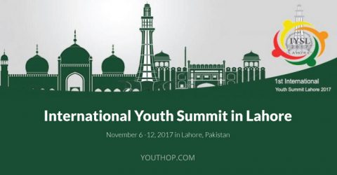 International Youth Summit Lahore 2017 in Pakistan