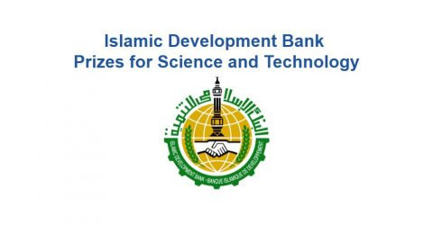 Islamic Development Bank (IDB) Prizes for Science and Technology