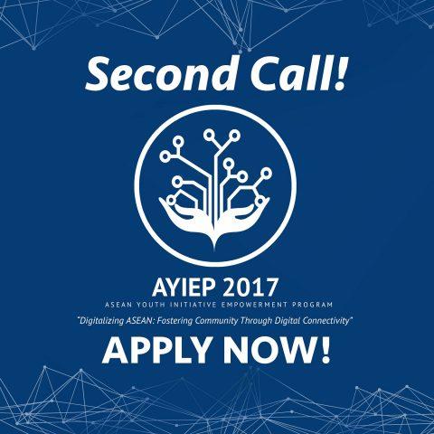 ASEAN Youth Initiative Empowerment Program 2017 in Indonesia