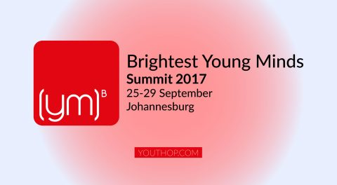 Brightest Young Minds 2017 in Johannesburg